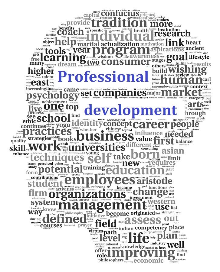 Professional Development: It's your responsibility