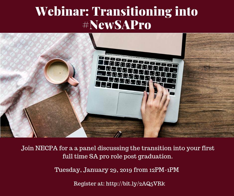 Webinar: Transitioning into #NewSAPro